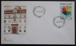 FDC Itálie 1978 Capitolium