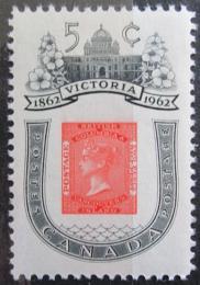 Poštovní známka Kanada 1962 Victoria, 100. výroèí Mi# 346