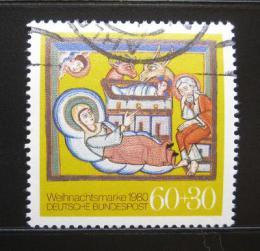 Poštovní známka Nìmecko 1980 Vánoce Mi# 1066