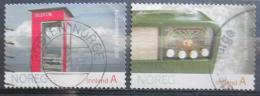 Poštovní známky Norsko 2009 Kulturní památníky Mi# 1691-92