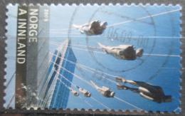 Poštovní známka Norsko 2008 Plastika, Ola Enstad Mi# 1650