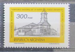 Poštovní známka Argentina 1978 Muzeum Rio Grande Mi# 1357