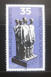 Poštovní známka DDR 1979 Váleèný památník Mi# 2451