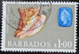 Poštovní známka Barbados 1966 Mušle Mi# 247 Y