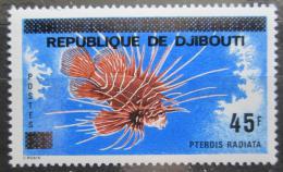 Poštovní známka Džibutsko 1977 Ryba pøetisk Mi# 183 Kat 10€