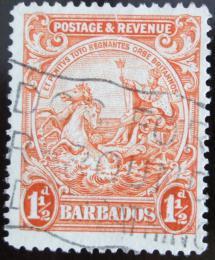 Poštovní známka Barbados 1933 Symbol kolonie Mi# 137 A Kat 4€