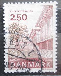 Poštovní známka Dánsko 1983 Evropa CEPT Mi# 781