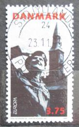 Poštovní známka Dánsko 1995 Konec války, 50. výroèí Mi# 1100