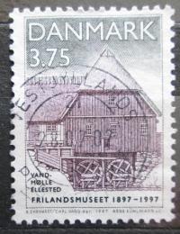 Poštovní známka Dánsko 1997 Architektura Mi# 1147