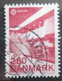 Poštovní známka Dánsko 1987 Evropa CEPT Mi# 895