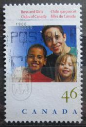 Poštovní známky Kanada 2000 Klub mládeže, 100. výroèí Mi# 1923