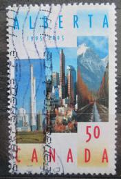 Poštovní známka Kanada 2005 Alberta, 100. výroèí Mi# 2288