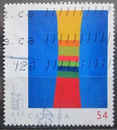 Poštovní známka Kanada 2009 Umìní, John Hamilton Jack Bush Mi# 2541