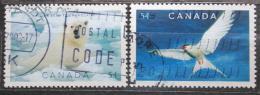 Poštovní známky Kanada 2009 Fauna Mi# 2547-48