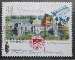 Poštovní známka Kanada 2002 Univerzita Halifax, 200. výroèí Mi# 2053