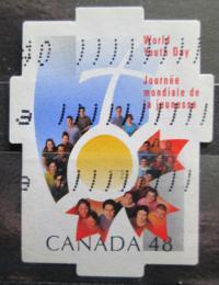 Poštovní známka Kanada 2002 Svìtový den mládeže Mi# 2067