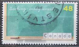 Poštovní známka Kanada 2002 Den uèitelù Mi# 2082