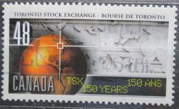 Poštovní známka Kanada 2002 Torontská burza, 150. výroèí Mi# 2083