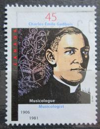 Poštovní známka Kanada 1997 Otec Gadbois Mi# 1615