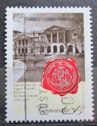 Poštovní známka Kanada 1997 Osgoode Mi# 1618