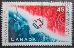Poštovní známka Kanada 1997 Národní rok Pacifiku Mi# 1636