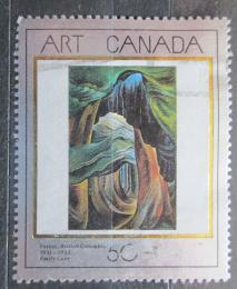 Poštovní známka Kanada 1991 Umìní, Emily Carr Mi# 1226