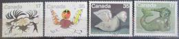 Poštovní známky Kanada 1980 Eskimácké umìní Mi# 777-80