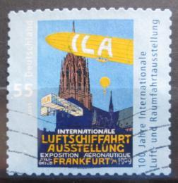 Poštovní známka Nìmecko 2009 Dopravní výstava Mi# 2740