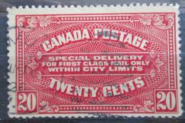 Poštovní známka Kanada 1922 Zvláštní doruèení Mi# 115 Kat 10€