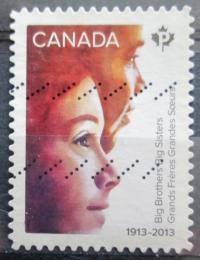 Poštovní známka Kanada 2013 Mládežnická organizace Mi# 2990