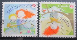 Poštovní známky Kanada 2013 Postavièky z dìtské knihy Mi# 2998-99