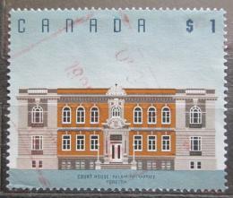 Poštovní známka Kanada 1994 Justièní palác, Yorkton Mi# 1403