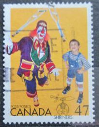 Poštovní známka Kanada 2001 Dìtská klinika Mi# 2005