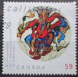 Poštovní známka Kanada 2011 Umìní, Daphne Odjig Mi# 2699