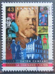 Poštovní známka Kanada 1994 Timothy Eaton Mi# 1409