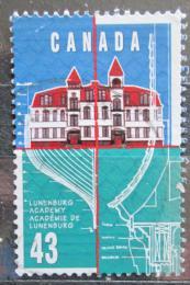 Poštovní známka Kanada 1995 Akademie Lunenburg, 100. výroèí Mi# 1482