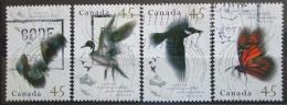 Poštovní známky Kanada 1995 Fauna Mi# 1500-03