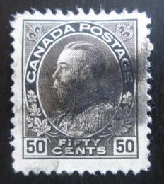 Poštovní známka Kanada 1912 Král Jiøí V Mi# 99 A