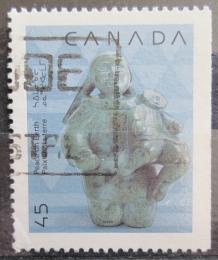 Poštovní známka Kanada 1990 Vánoce Mi# 1204 D