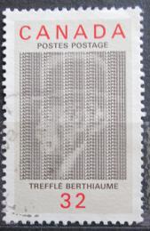 Poštovní známka Kanada 1984 Noviny La Presse, 100. výroèí Mi# 943