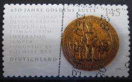 Poštovní známka Nìmecko 2006 Zlatá bula, 650. výroèí Mi# 2516