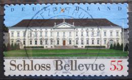 Poštovní známka Nìmecko 2007 Zámek Bellevue Mi# 2601