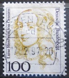 Poštovní známka Nìmecko 1994 Luise Henriette von Oranien Mi# 1756