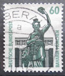 Poštovní známka Nìmecko 1987 Památník, Mnichov Mi# 1341