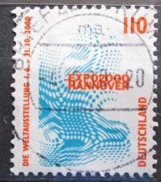Poštovní známka Nìmecko 1998 Výstava EXPO Mi# 2009 A