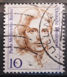 Poštovní známka Nìmecko 1988 Paula Modersohn-Becker, malíøka Mi# 1359