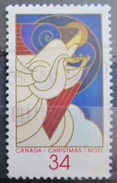 Poštovní známka Kanada 1986 Vánoce Mi# 1014