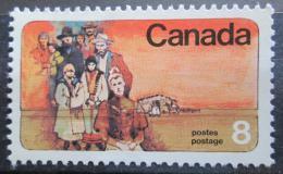 Poštovní známka Kanada 1974 Menonité Mi# 569