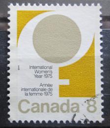 Poštovní známka Kanada 1975 Mezinárodní rok žen Mi# 601