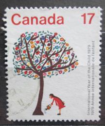 Poštovní známka Kanada 1979 Mezinárodní rok dìtí Mi# 753